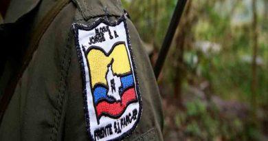 'PCC está oferecendo emprego às Farc', diz ministro colombiano